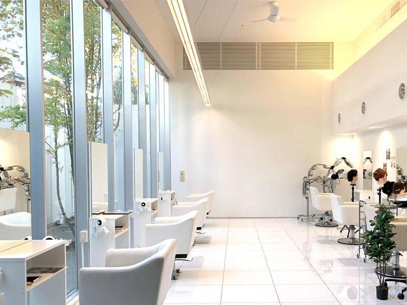 松本市の美容室ウズヘアー(UZUHAIR)